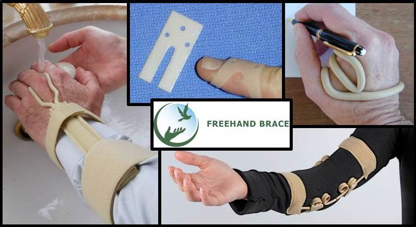 composite image of Freehand Braces for website