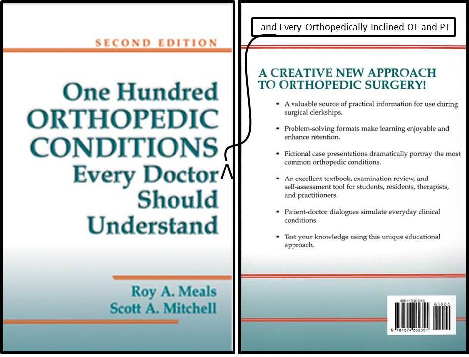 covers of 100 Ortho second edition for website